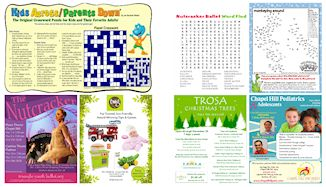 CHillKids December 2013 puzzle pages
