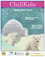 Chill Kids Magazine January 2015