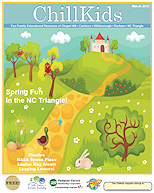 Chill Kids Magazine March 2015