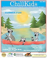 Chill Kids Family Magazine June 2015