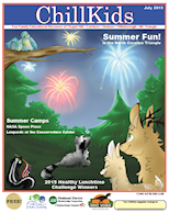 Chill Kids Family Magazine July 2015