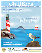 Chill Kids Family Magazine August 2015