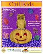 Chill Kids Family Magazine October 2015
