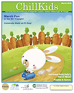 Chill Kids Family Magazine March 2016
