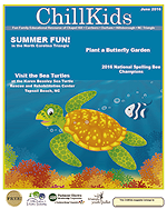 Chill Kids Family Magazine June 2016