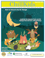 Chill Kids Family Magazine September 2016