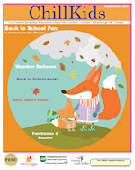 Chill Kids Family Magazine September 2017