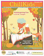 Chill Kids Family Magazine November 2017