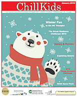 Chill Kids Family Magazine January 2018