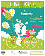 Chill Kids Family Magazine March 2018