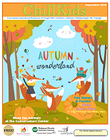 Chill Kids Family Magazine September 2018