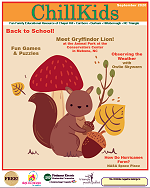 Chill Kids Educational Family Magazine
