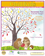 Chill Kids Family Magazine November 2015