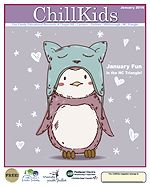 Chill Kids Family Magazine January 2016