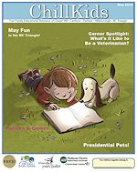 Chill Kids Family Magazine May 2016