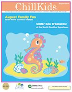 Chill Kids Family Magazine August 2016