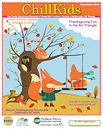 Chill Kids Family Magazine November 2016