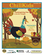 Chill Kids Family Magazine November 2018