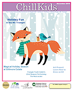 Chill Kids Family Magazine December 2016