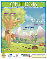 Chill Kids Family Magazine March 2017