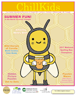 Chill Kids Family Magazine June 2017