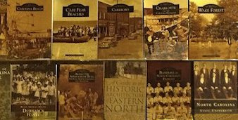North Carolina Historical Books selection