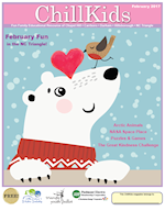 Chill Kids Family Magazine February 2017