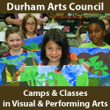 Durham Arts Council Summer Camps 2016