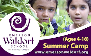 Emerson Waldorf School Camp