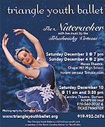 Triangle Youth Ballet - The Nutcracker