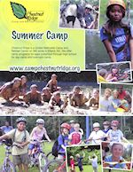 Chestnut Ridge Summer Camp Brochure